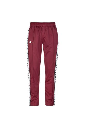 Pantalon-Para-Hombre-222-Banda-Astoria-Slim-Kappa-Rojo