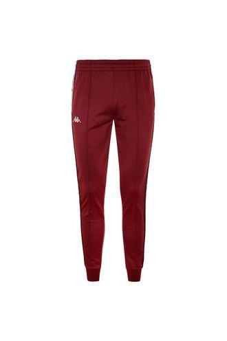 Pantalon-Para-Hombre-222-Banda-Rastoria-Slim-Kappa-Rojo