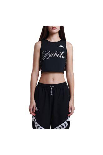 Camiseta-Para-Mujer-Karol-G-222-Banda-Bichota-Negro