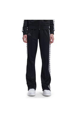 Pantalon-Para-Mujer-Karol-G-222-Banda-Boss-Snaps-Negro