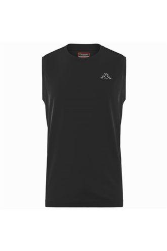 Camiseta-para-Hombre-Logo-Cadwal-Kappa-Negro