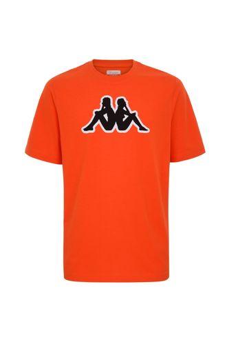 Camiseta-para-Hombre-Logo-Zobi-Kappa-Naranja