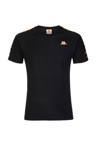 Camiseta-para-Hombre-Authentic-Gaf-Kappa-Negro