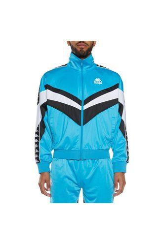 Chaqueta-para-Hombre-Authentic-Football-Evok-Kappa-Azul