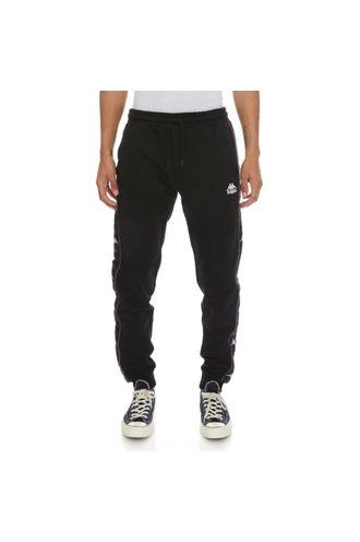 Pantalon-para-Hombre-222-Banda-Alanz-3-Kappa-Negro