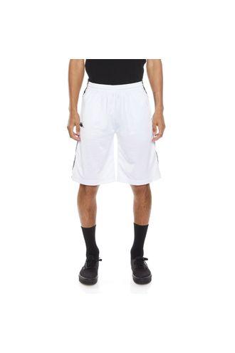 Pantaloneta-de-Hombre-222-Banda-Treadwellz-Kappa-Blanco