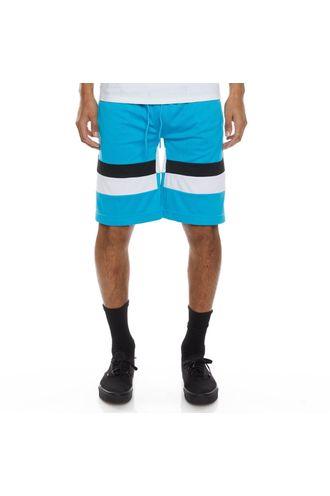 Pantaloneta-Unisex-Authentic-Football-Endel-Kappa-Azul