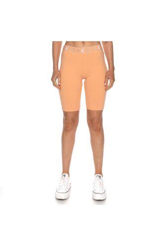 pantaloneta-Para-Mujer-222-Banda-Cartin-Kappa-Naranja