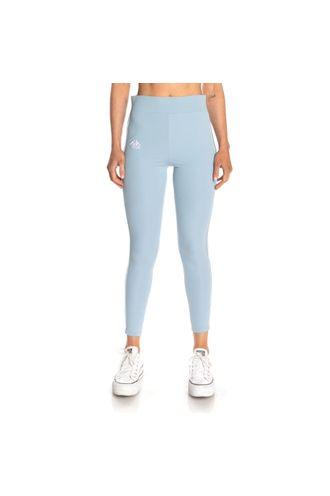 Leggings-de-Mujer-222-Banda-Bartes-Kappa-Azul