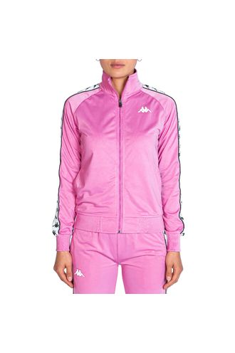 chaqueta-mujer-222-banda-wanniston-slim-kappa-rosado