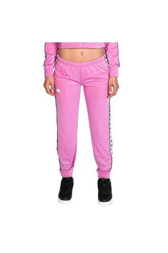 pantalones-mujer-222-banda-wrastoria-slim-kappa-rosado