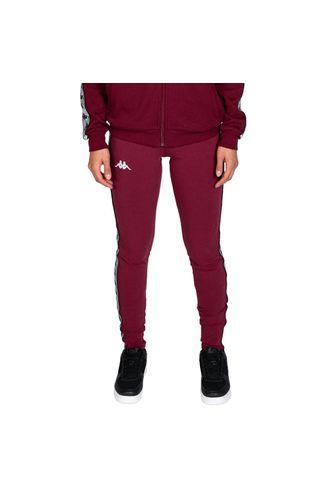 pantalones-mujer-dessy-kappa-rojo