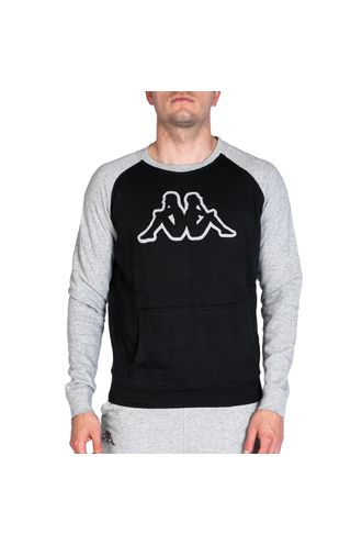 buzo-para-hombre-logo-zaimali-kappa-negro